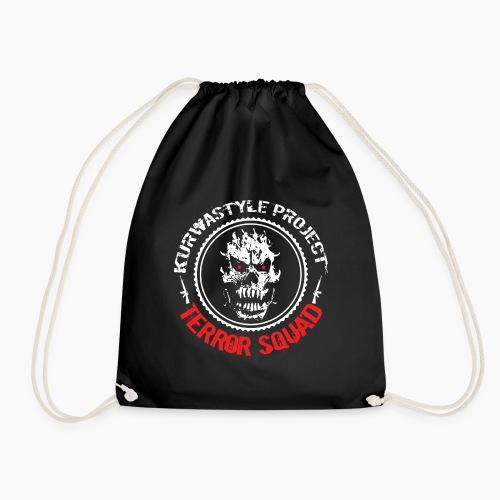 Kurwastyle Project - Terror Squad - Drawstring Bag