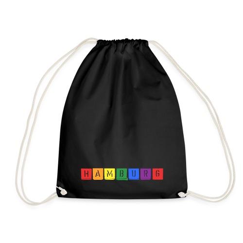 Buntes Hamburg - Drawstring Bag