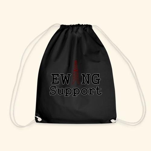 Ewing Support - Drawstring Bag