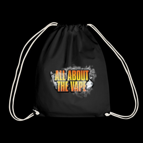 ALL ABOUT THE VAPE - Drawstring Bag