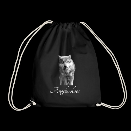 Wolfskopf Angelwolves - Turnbeutel
