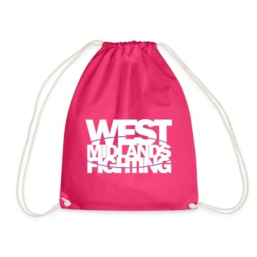 tshirt wmf white 2 - Drawstring Bag