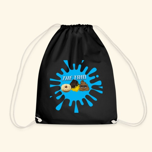Official The Trio merchandise - Drawstring Bag