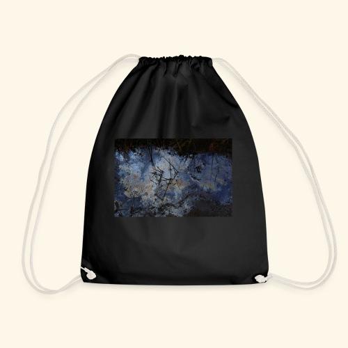 Oil - Drawstring Bag