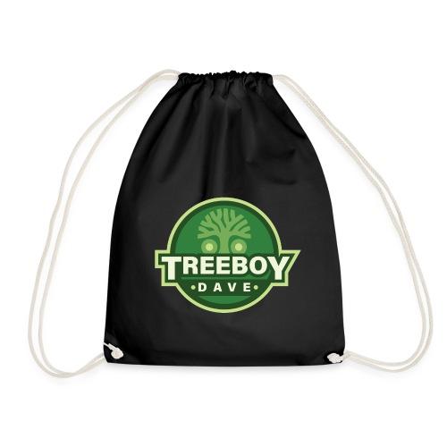 Treeboydave Logo - Drawstring Bag