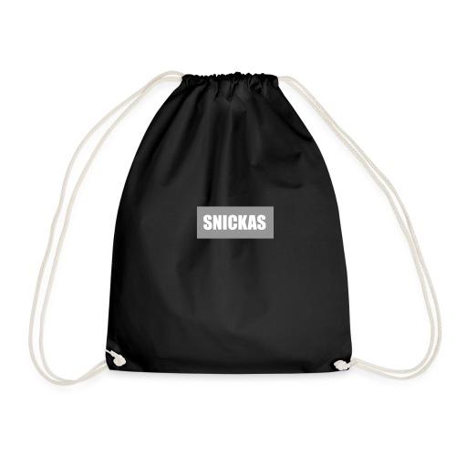 Snickas Logo - Drawstring Bag