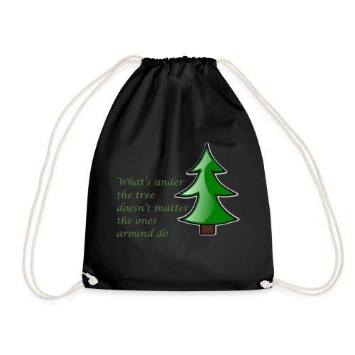 Isle of the Trees - Drawstring Bag