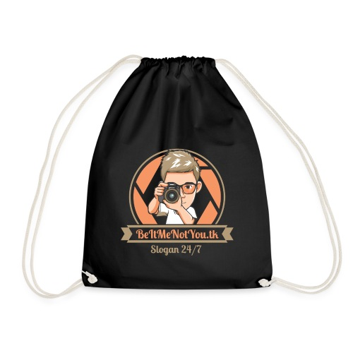 Second Logo - Drawstring Bag