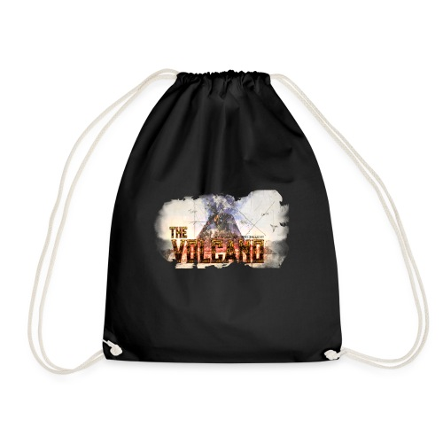 TheVolcano - Drawstring Bag