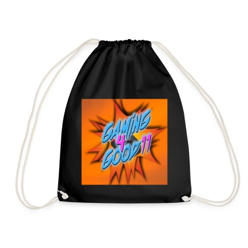 logo shirt - Drawstring Bag