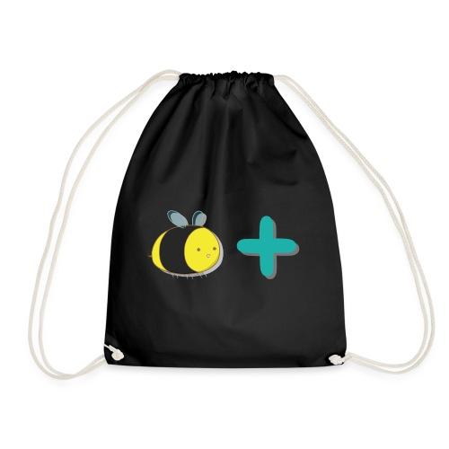 Be Positive - Drawstring Bag