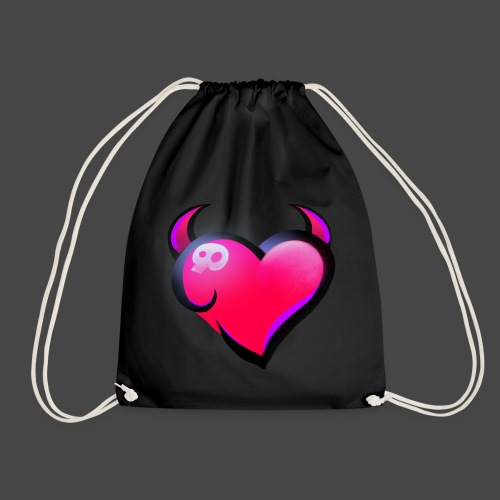 Icon only - Drawstring Bag