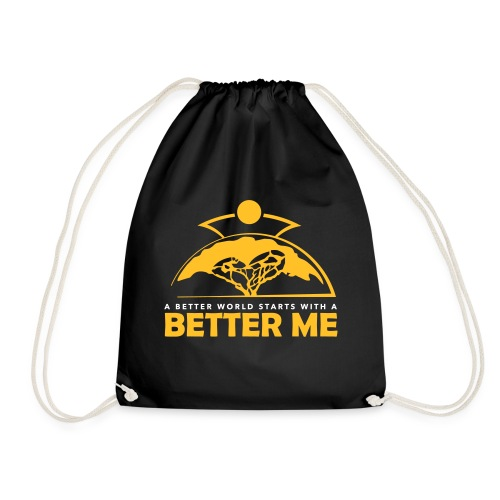 Better Me - Drawstring Bag