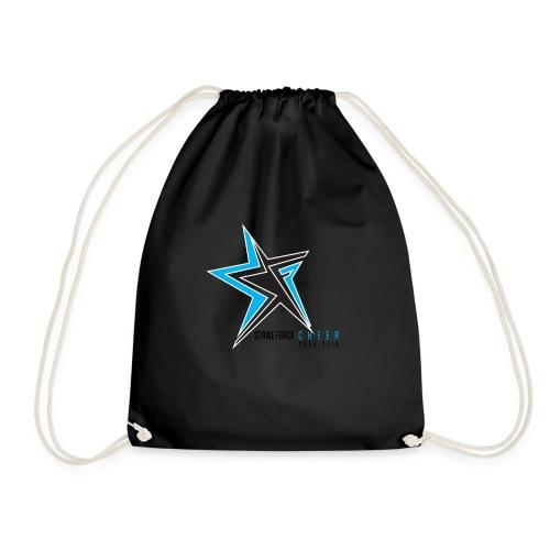 Strike Force 10 YR Logo 02 - Drawstring Bag