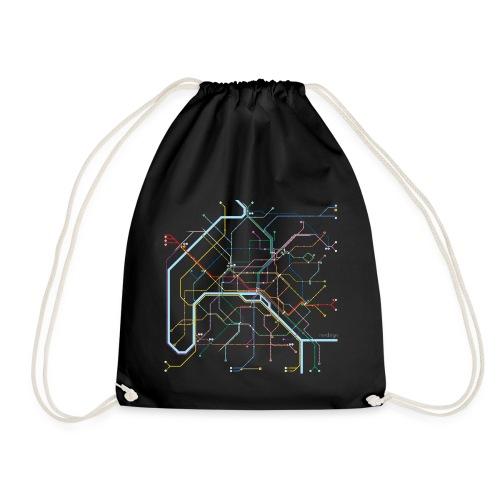 meter - Drawstring Bag