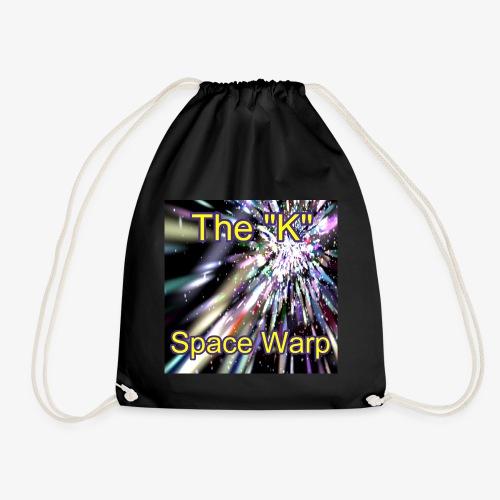 The K - Space Warp - Drawstring Bag