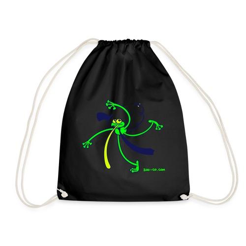 Dancing Frog - Drawstring Bag