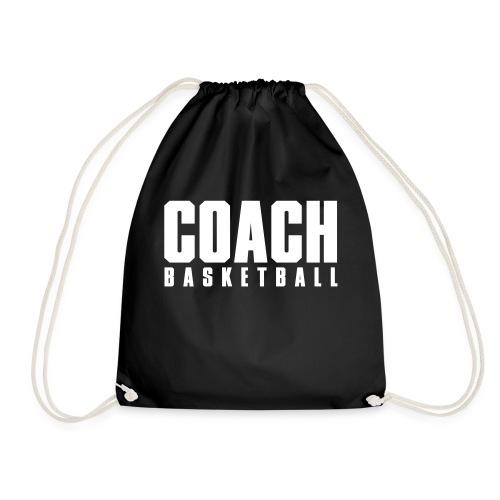 Coach Allenatore di Pallacanestro - Sacca sportiva
