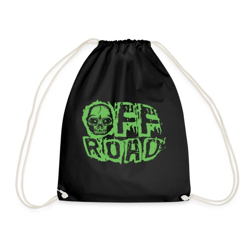 11A-13 OFF ROAD SKULL Textiles and gift products - Jumppakassi