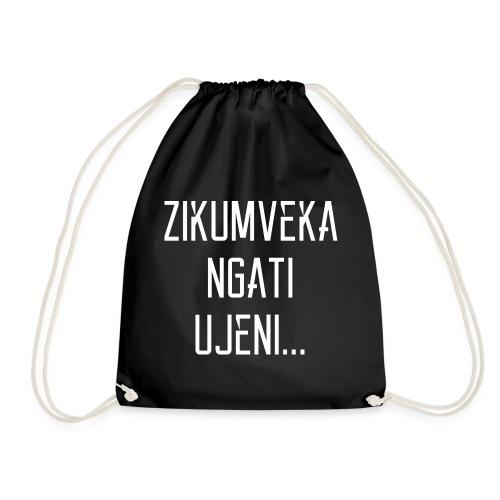 Zikumveka Ngati Ujeni - Drawstring Bag