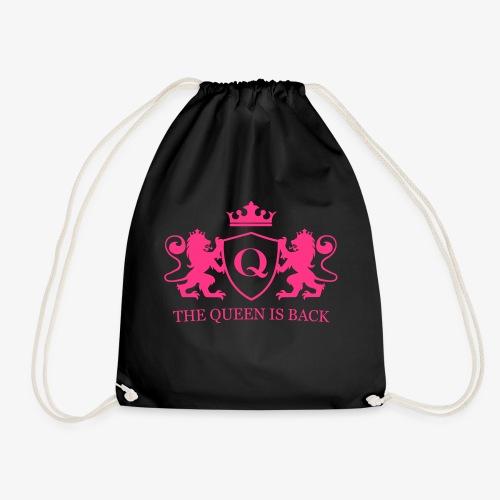 La reine est de retour ! - Sac de sport léger
