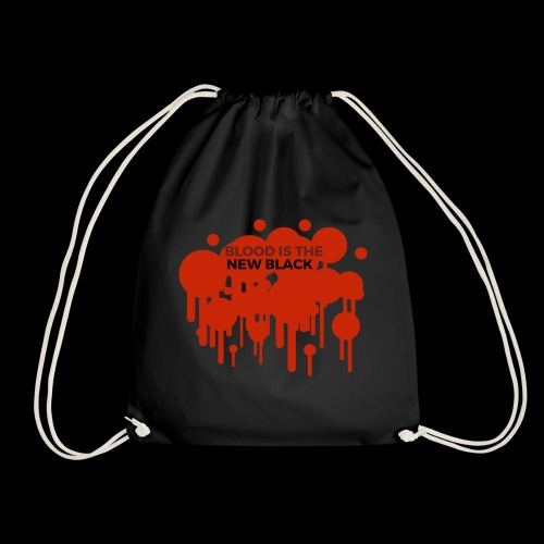 Blood is the New Black - Turnbeutel