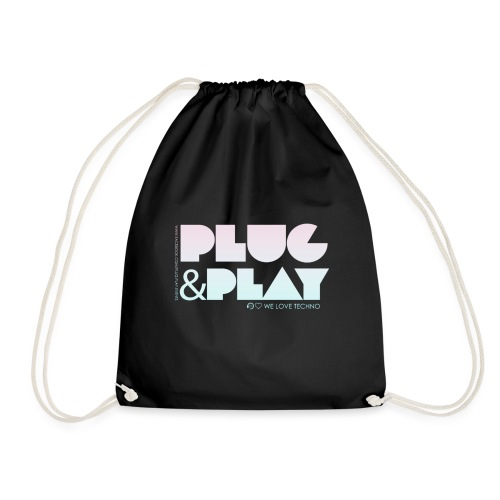 Collection PLUG & PLAY - Turnbeutel