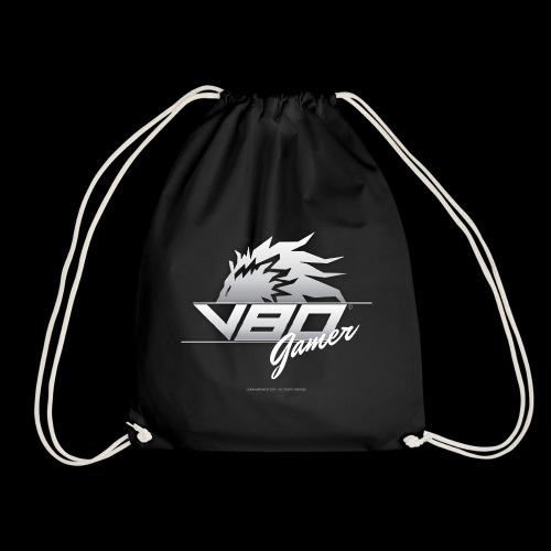 logo lionheartv80 chiaro trasparente - Sacca sportiva