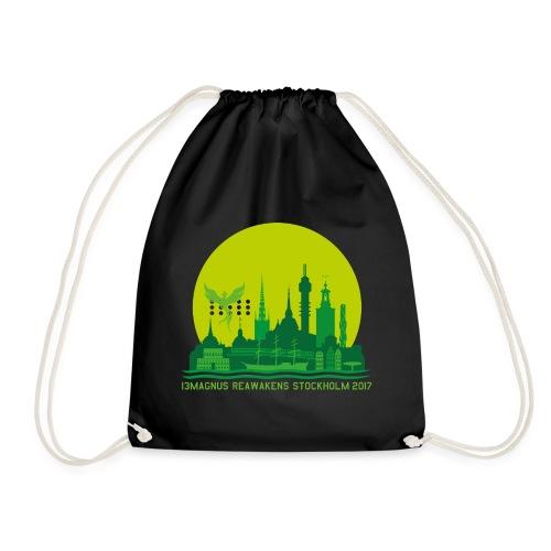 13MAGNUS STOCKHOLM GLOBE - Drawstring Bag