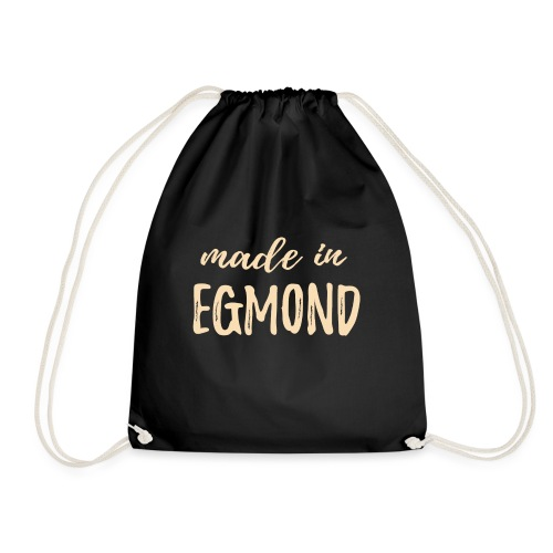 Made in Egmond - Gymtas