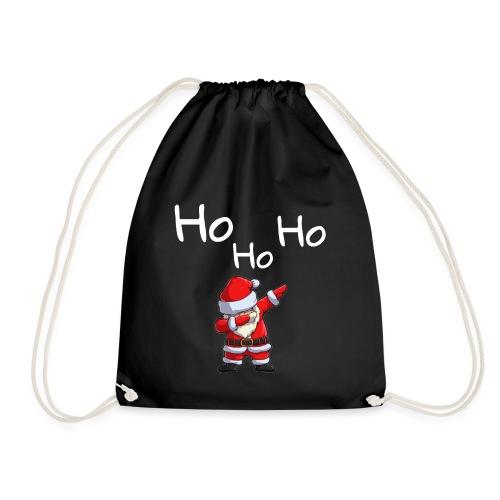 Ho Ho Ho Dab - Turnbeutel
