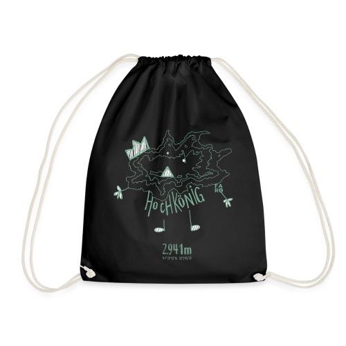 The Hochkoenig Monster - Drawstring Bag