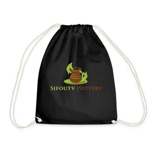 Sifoutv Pottery - Drawstring Bag