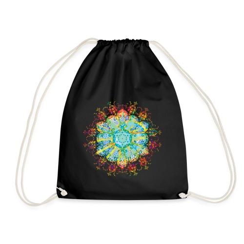 Flower Power - Drawstring Bag
