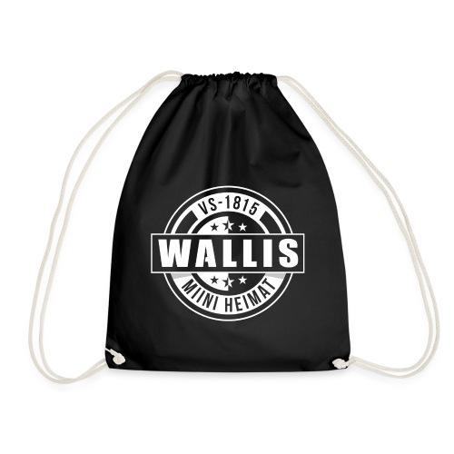 WALLIS - MIINI HEIMAT - Turnbeutel