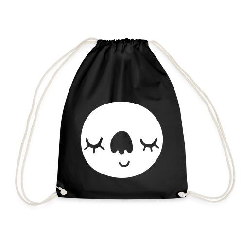 She smile - Drawstring Bag