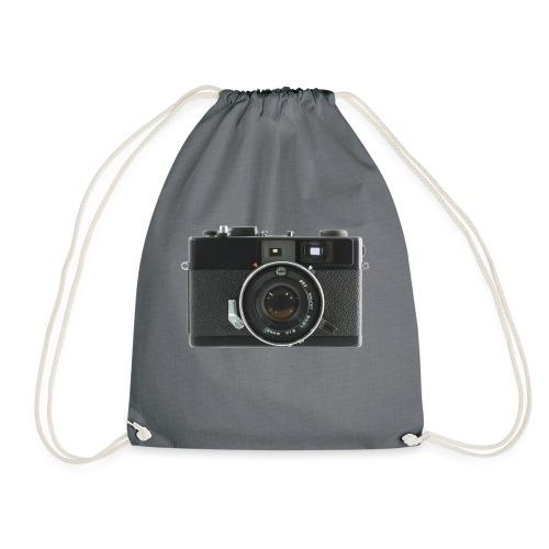 Vintage Camera Auto S3 - Sacca sportiva