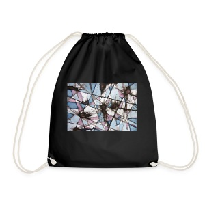 Watercolour painting Design. - Drawstring Bag