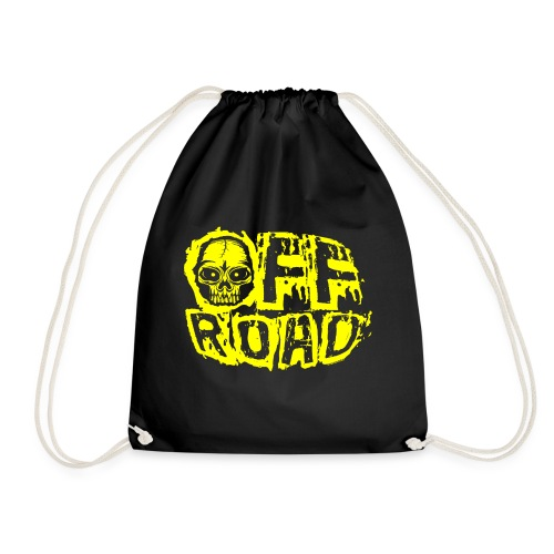 11A-12 OFF ROAD SKULL Textiles and gift products - Jumppakassi