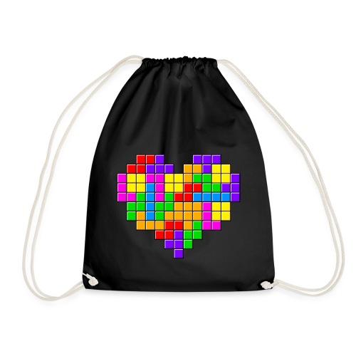 Tetrib - Drawstring Bag