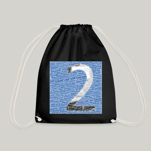 iLab2 - You Set the Focus - Drawstring Bag