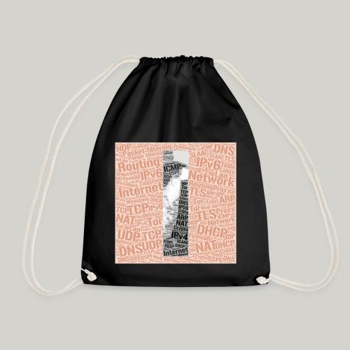 iLab - Build your own Internet! - Drawstring Bag