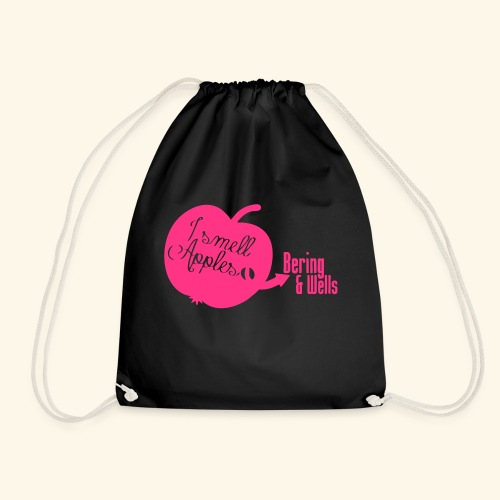 Smell Apples - Drawstring Bag