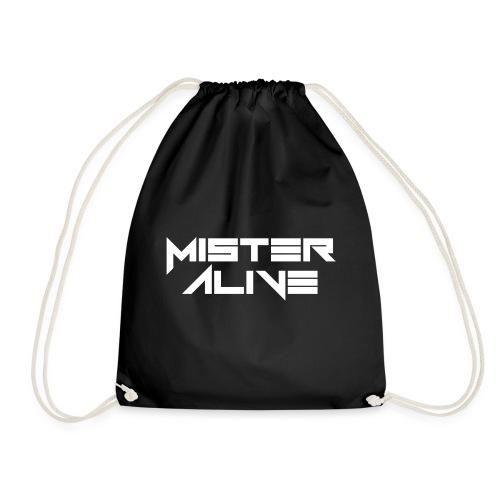 Mister Alive - Turnbeutel
