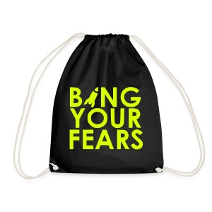 BANG YOUR FEARS - Turnbeutel