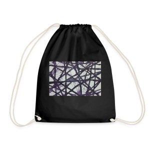 Watercolour Art painting - Drawstring Bag