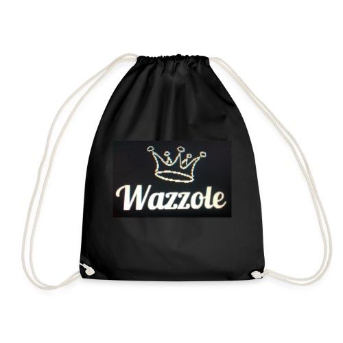 Wazzole crown range - Drawstring Bag