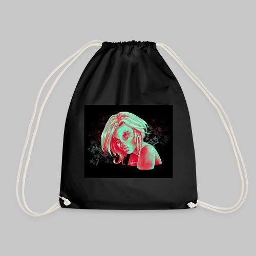 Blood & Plant - Drawstring Bag