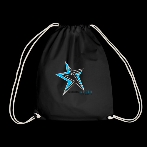 Strike Force 10 YR Logo 02 - Drawstring Bag
