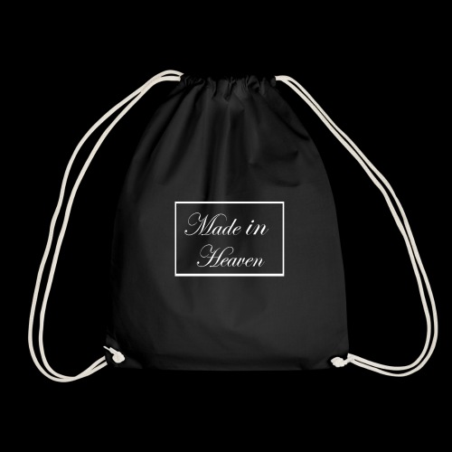 Made in Heaven Logo - Drawstring Bag
